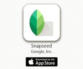 Snapseed Photo Editor App