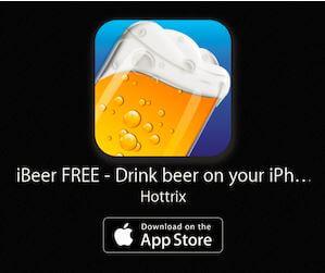 Beer Drinking App
