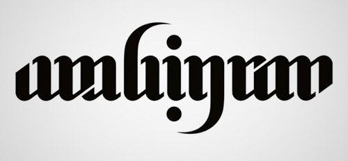 Ambigram Creator